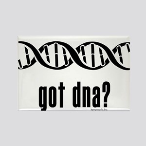 got dna? Magnets